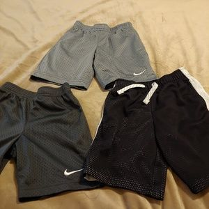Nike and Jumping Jeans boy shorts size 6